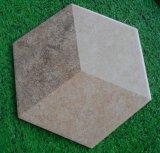 Gesunde 200*230mm Süßigkeit glasig-glänzende Hexagon-Fliese