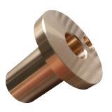 Componente do CNC da precisão e peça fazendo à máquina do CNC com elevada precisão