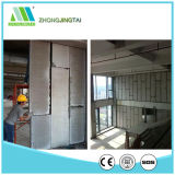 耐火性EPSのセメントサンドイッチ壁パネル
