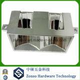 Машинное оборудование /Machine/ запасных частей CNC качества/, котор подвергли механической обработке части
