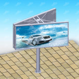 Approvisionnement en panneaux-réclame extérieurs de grands fléaux se spécialisant dans la production des panneaux-réclame de fléau des panneaux-réclame T