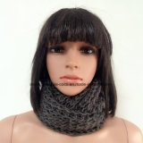 Dame Fashion Acrylic Knitted Loop Schal