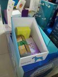 De Verpakkende Doos van het Karton van het Af:drukken van de Kleur van de douane