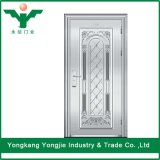 Le meilleur beau modèle de vente et la porte extérieure moderne d'acier inoxydable