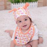 Sombrero libre del bebé de 15011 de la talla oídos de la historieta dos