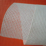 Maglia resistente della vetroresina dell'alcali bianco