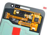SamsungギャラクシーA3 A300 LCDのためのLCDのタッチ画面の表示本物のオリジナルの計数化装置