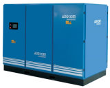Luftkühlung-rotierender elektrischer gefahrener industrieller Schrauben-Kompressor (KF185-10)
