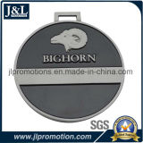 打たれた真鍮の柔らかいエナメルの金属メダル顧客のロゴを停止しなさい