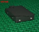 Алюминий CNC высокой точности подвергая механической обработке анодируя для машины замотки