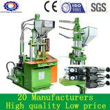 Máquina de moldagem por injeção de plástico vertical de PVC