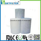 Algodón primario del filtro usado para la cabina de aerosol