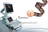 Scanner d'échographie-Doppler de couleur de chariot à l'écran tactile 4D