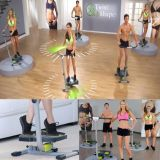 Verde / Silver Twist & Shape Trainer ABS
