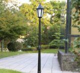 Lumière solaire de jardin de la qualité IP67 avec l'interpréteur de commandes interactif imperméable à l'eau