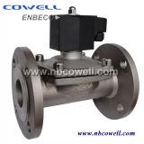 Válvula de solenóide do gás da C.C. 24V 2t do bronze