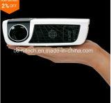 Proyector con soporte 1080P 2D-3D 500 Lumens portátil