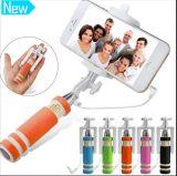 Mini palillo atado con alambre Monopod extensible Handheld estupendo plegable de Selfie