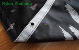 Dye Sublimation Impression numérique Votre conception Bandoulière de drapeau extérieur Tissu