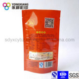 Bolso modificado para requisitos particulares talla del empaquetado plástico del arroz para 2.5kg, 5kg