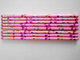 Lápiz de madera de la escuela de Stationey del lápiz del estudiante del lápiz del lápiz 2b de la Hb del lápiz