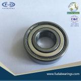 Fábrica chinesa do rolamento de motor diesel do rolamento de esferas 6203 ZZ do fuda de F&D
