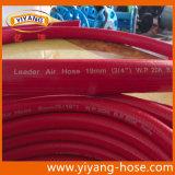 Mangueira de ar de superfície lisa do PVC da alta pressão, material novo de 100%