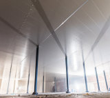Wärmeisolierung Pur/PIR, PU-Zwischenlage-Panel für Kaltlagerung