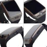 第1熱い販売Q18によって曲げられるスクリーン1.3mのカメラのスマートな腕時計