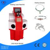 Сварочный аппарат пятна лазера YAG для ремонтировать ювелирных изделий