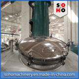 Reator químico da polimerização