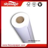 Поставщик фабрики Anti-Curl крена бумаги сублимации Jumbo крена 50GSM 1.52m (60inch) быстрый сухой