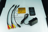 車の機密保護のための1080P 1CH SD DVR