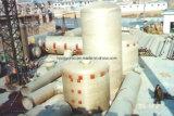 Tanque en o vaso fibras de vidrio del producto químico o de aguas del tratamiento