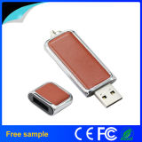 100% Real Capacity Leather USB 2.0 Stick 64GB Pendrive