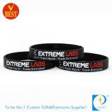 Wristband di gomma reso personale al prezzo basso dalla Cina