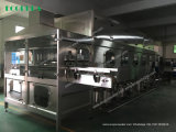 Linha de enchimento engarrafada da água para a máquina de engarrafamento 5gallon/18.9L