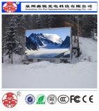 Im Freien farbenreiche P8 LED Baugruppen-Bildschirm-Bildschirmanzeige Videowall Anschlagtafel