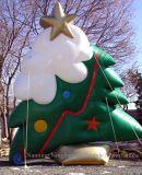 Nouvel arbre de noël gonflable pour décoration