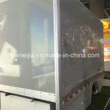 Panneaux en aluminium de nid d'abeilles pour le corps de camion