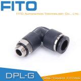 Pl пневматические G-Продевают нитку штуцеры с покрынным никелем и колцеобразным уплотнением
