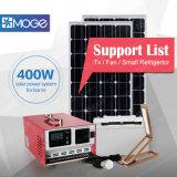Sistema generatore di forza motrice di elettricità solare di Moge Xt-Sk400 per la casa