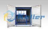 スペース節約10トンか日のコンテナに詰められたアイスキャンディー機械
