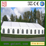 barraca do banquete de casamento 20X50 com a parede de vidro para o casamento e igreja em Nigéria