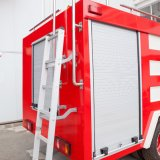 Aluminium alliage Fire Rolling Shutter of Fire Truck