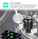 Nieuwe Heet verkoopt de Luchtbevochtiger van de Lucht van de Auto van de Verspreider van de Lader van de Auto USB & de Draagbare Luchtbevochtiger van de Lucht van de Verspreider van de Auto