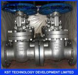 Válvula de porta de aço de ASTM 351 CF8 Stainess