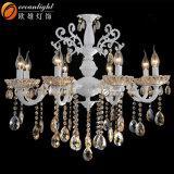 Lámparas clásicas de la vela de la venta caliente seis velas de lámparas elegantes de la vela para la decoración Omc022