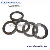 Высокое кольцо уплотнения силиконовой резины плитаа сопротивления давления