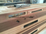 Holzbearbeitung CNC-automatisches hölzernes Tür-Verschluss-Loch und Scharnier-Bohrmaschine (TC-60MS)